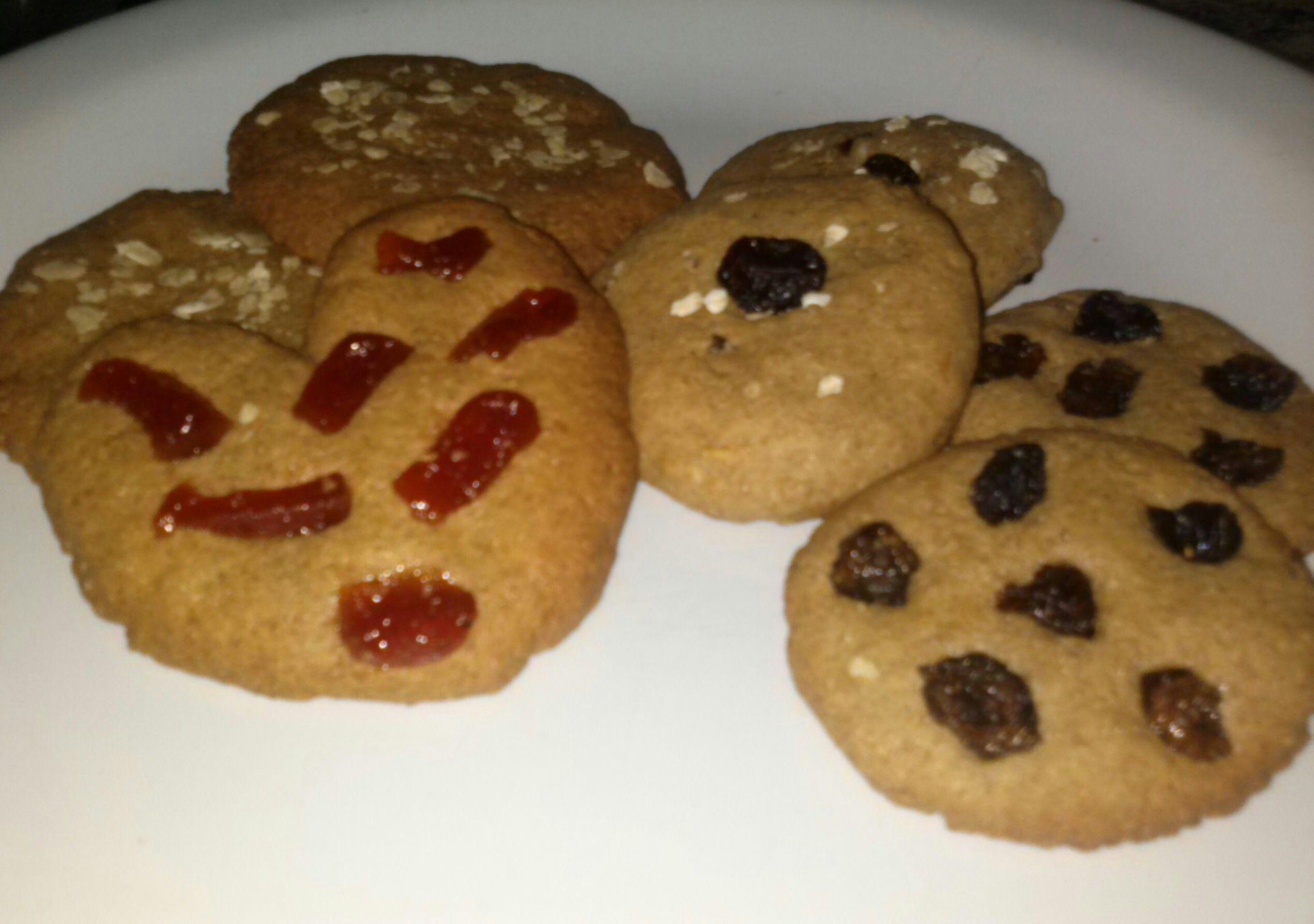 Cookie integral macio