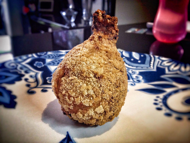 Coxa creme de frango