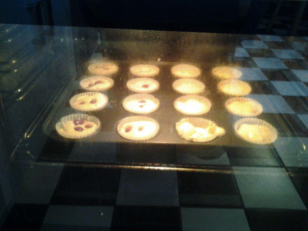 Muffins americano