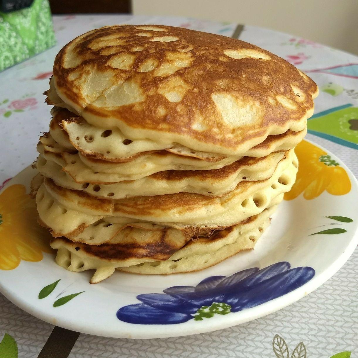 Panqueca americana (american pancake)