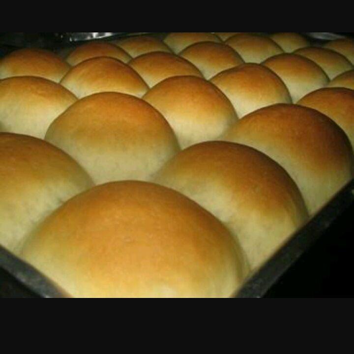 Pão com fermento de bolo