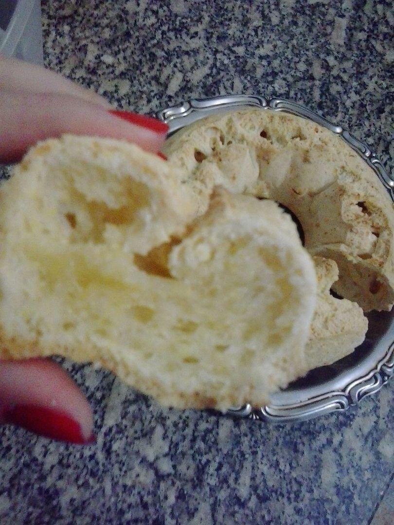 Pão de queijo no tabuleiro (o mais fácil)