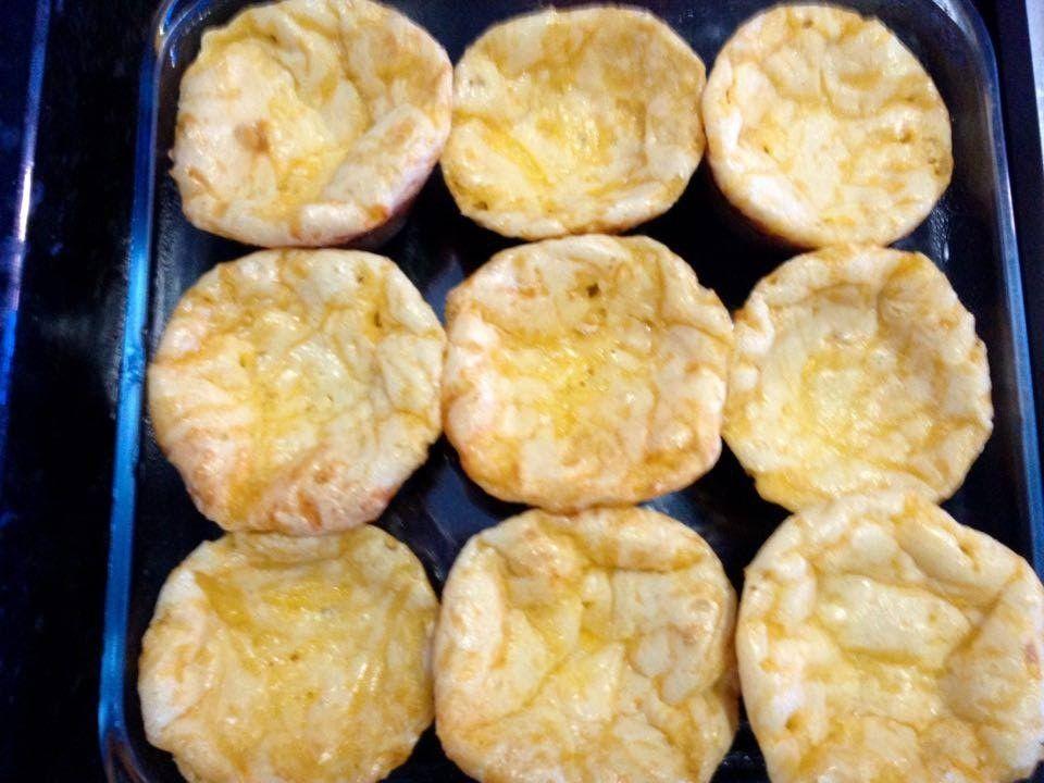 Pão de queijo sem glúten e sem lactose