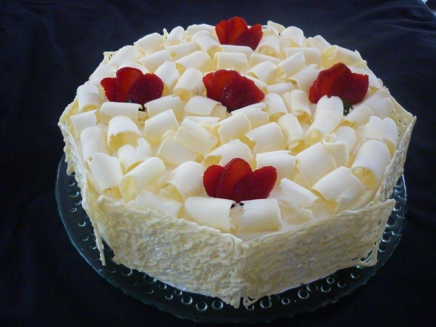 Recheio ou cobertura para bolo