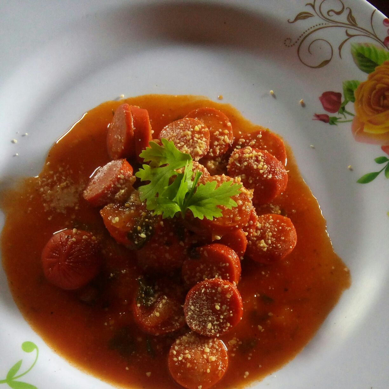 Salsichinha gostosa