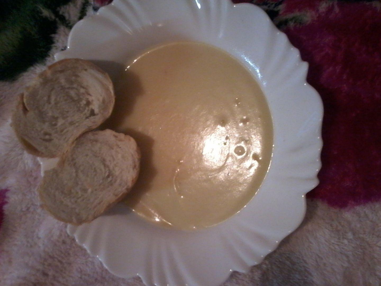 Sopa de cebola super simples
