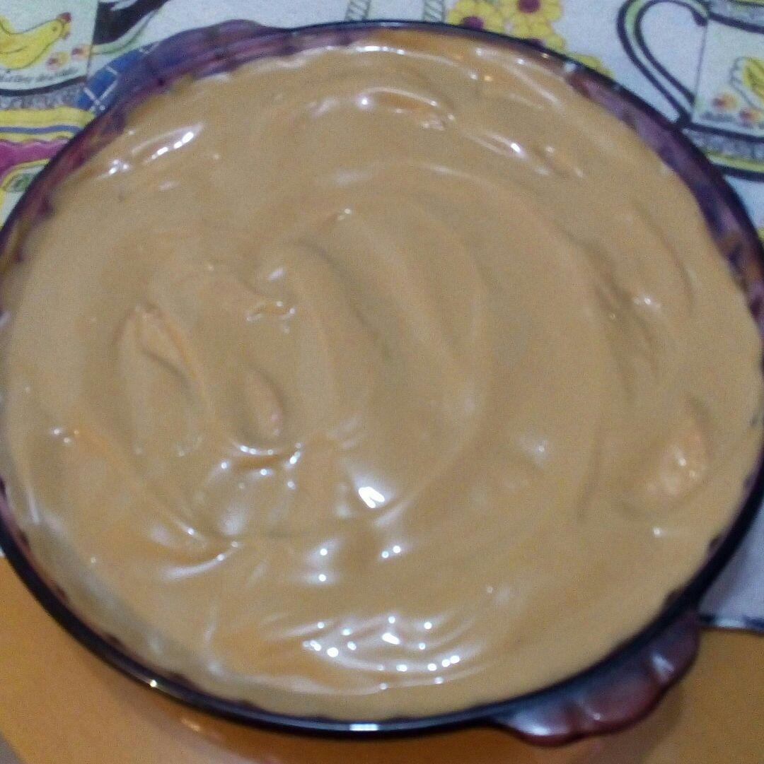 Torta de bolacha maria com mumu