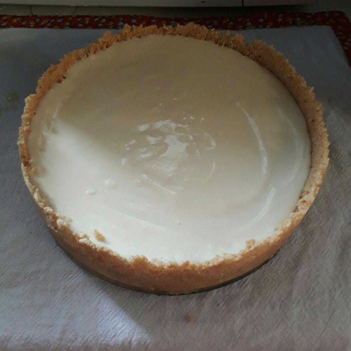 Torta de limão da loira