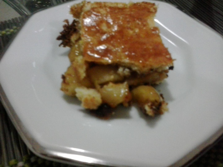 Torta de maçã da mamita
