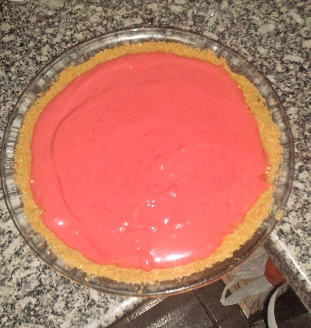 Torta de mousse fácil