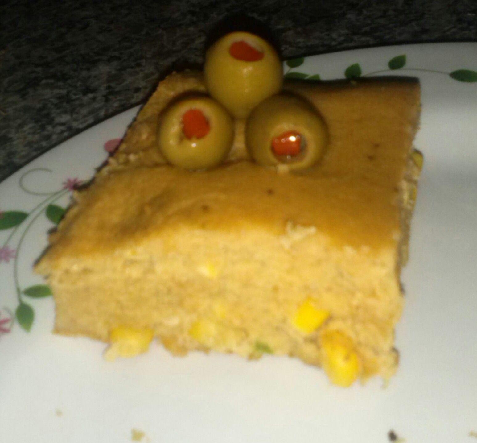 Torta salgada simples e fácil