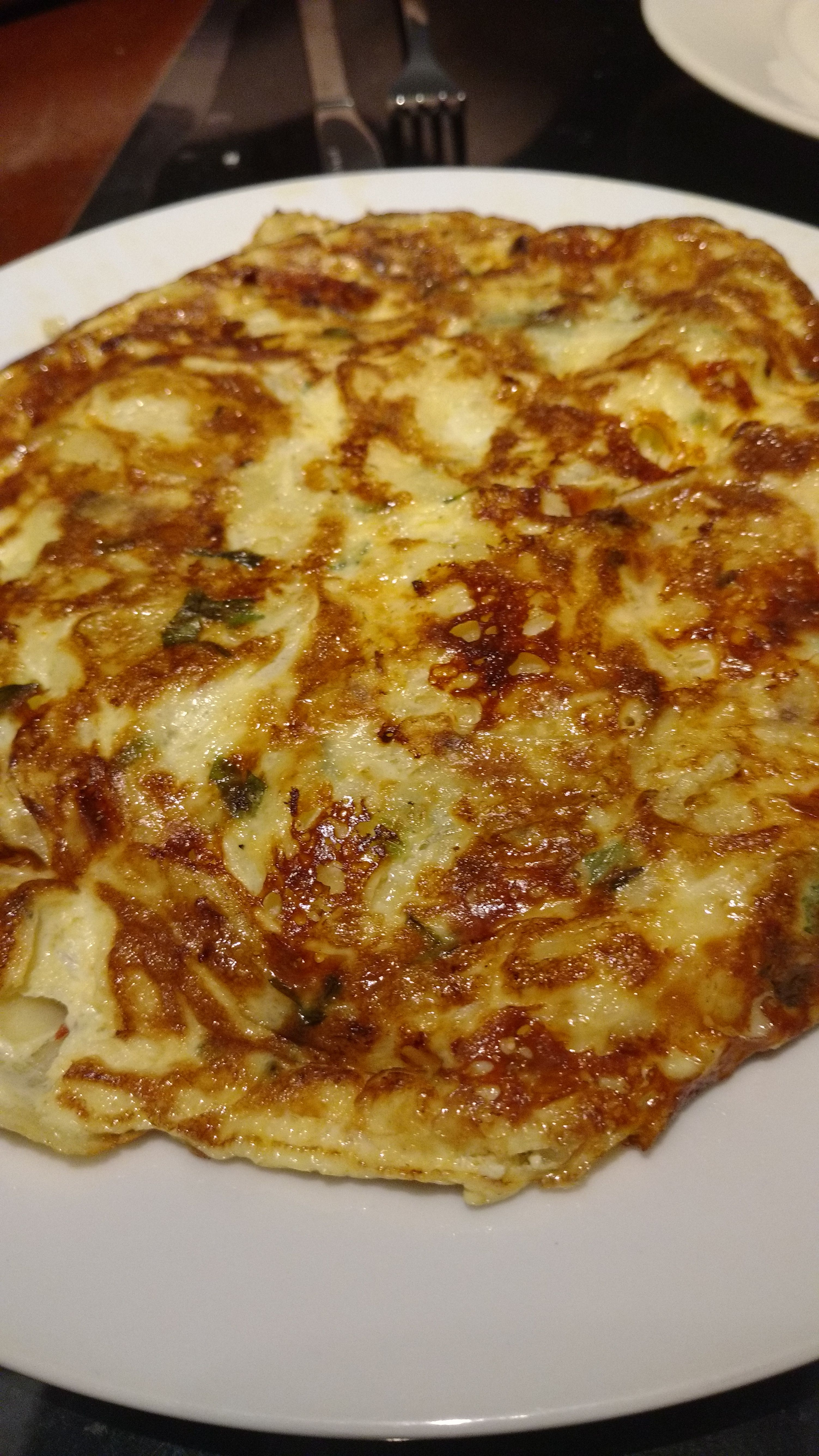 Fritatta ou tortilla