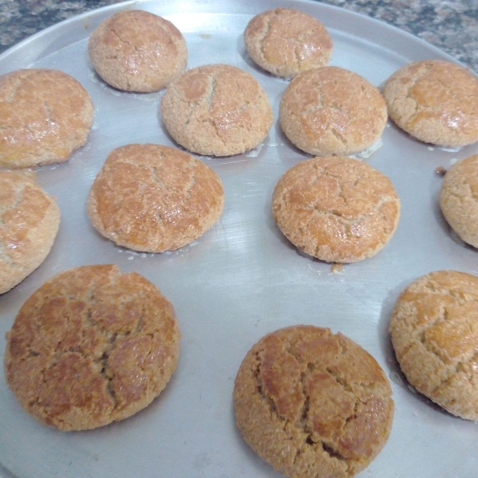 Pãozinho de farinha de mandioca